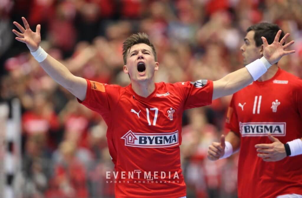 Lasse Svan Hansen: Håndbold, GOG, Flensburg og landsholdet
