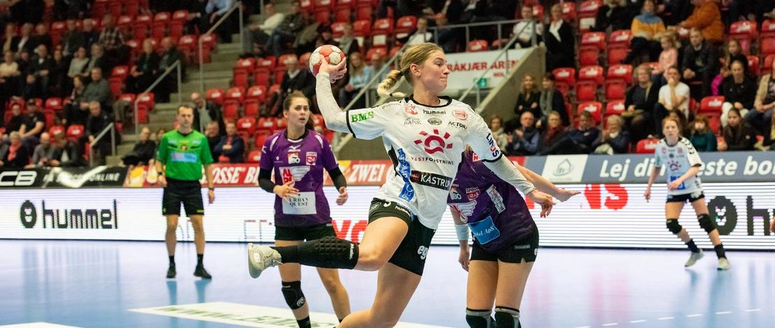 Har Herning-Ikast håndbold fundet afløseren for Sarah Iversen?