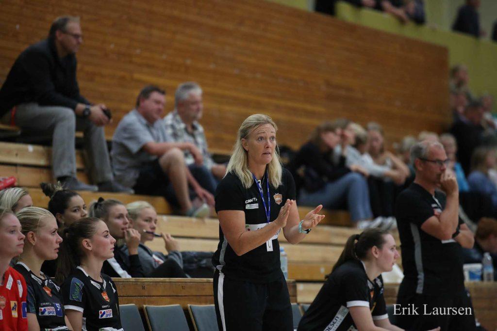 Odense-træner: Må se, hvor langt holdet rækker