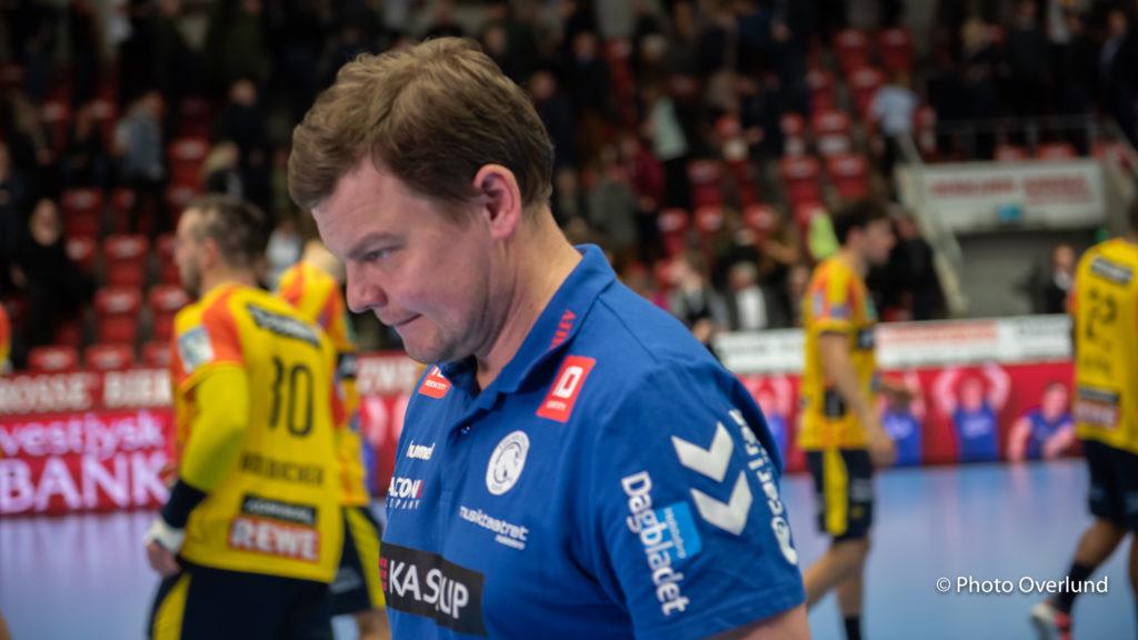 TTH Holstebro manglede gejst og udstråling i EHF...