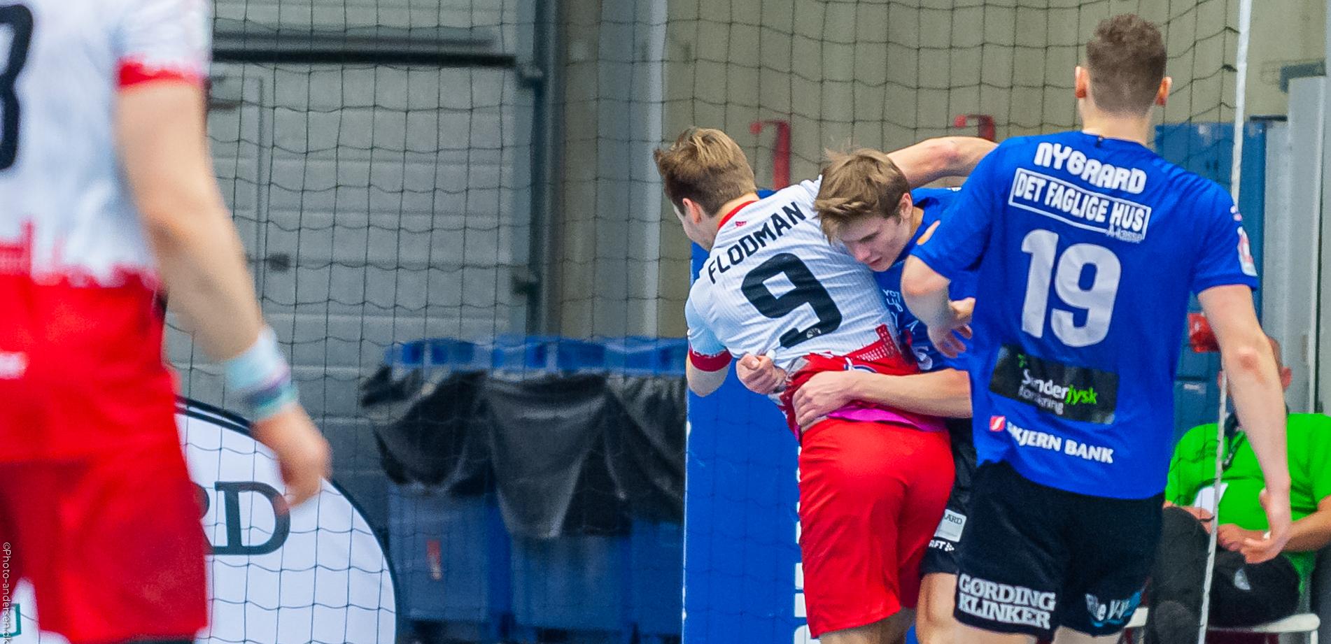 Træningskamp: KIF Kolding - Ribe-Esbjerg HH i tal