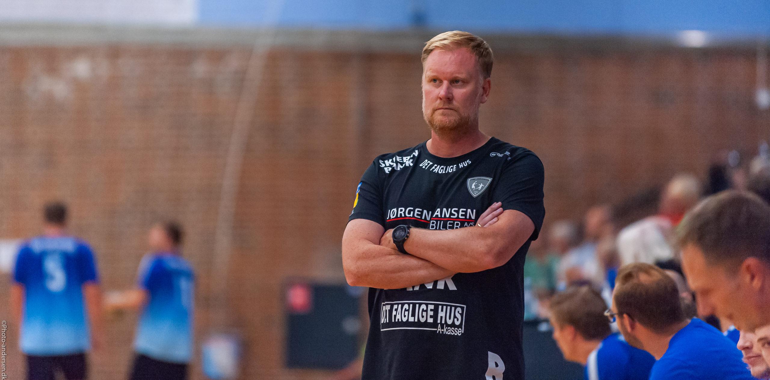 REHH-træner er glad for tilgangen af Simon Birkefeldt