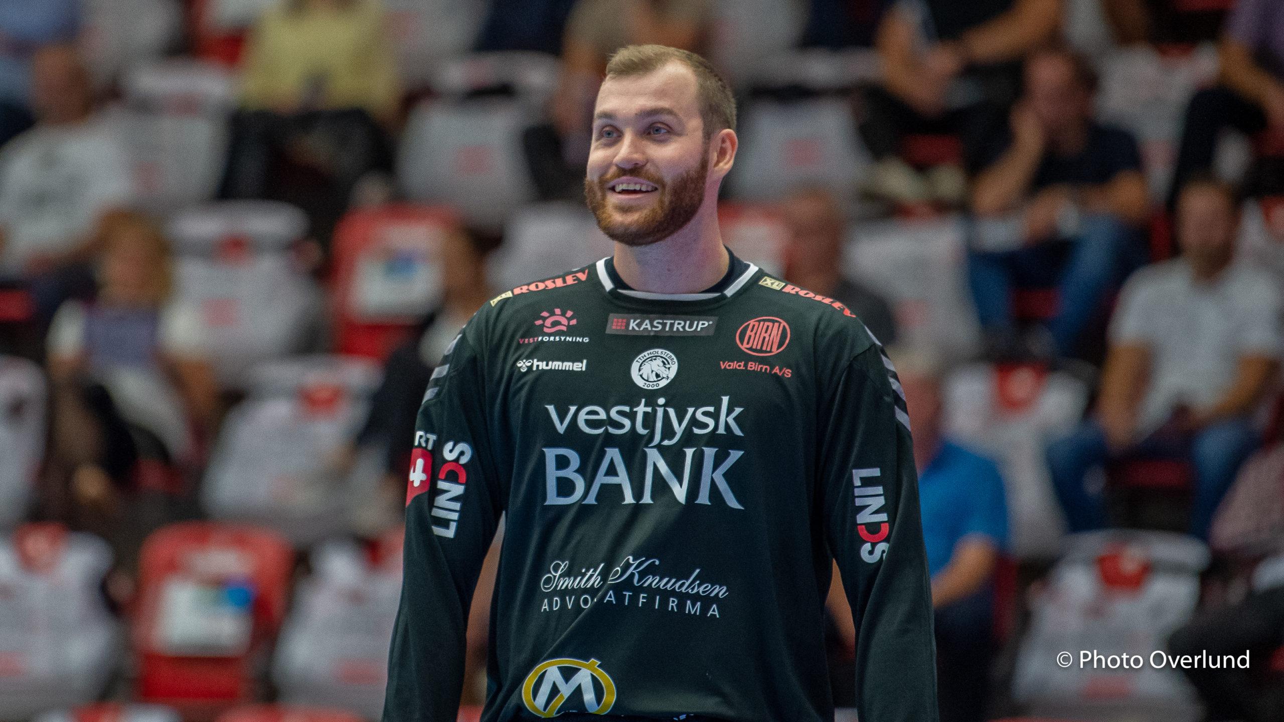 TTH-keeperen Sebastian Frandsen: Sejren giver os både en mental og...