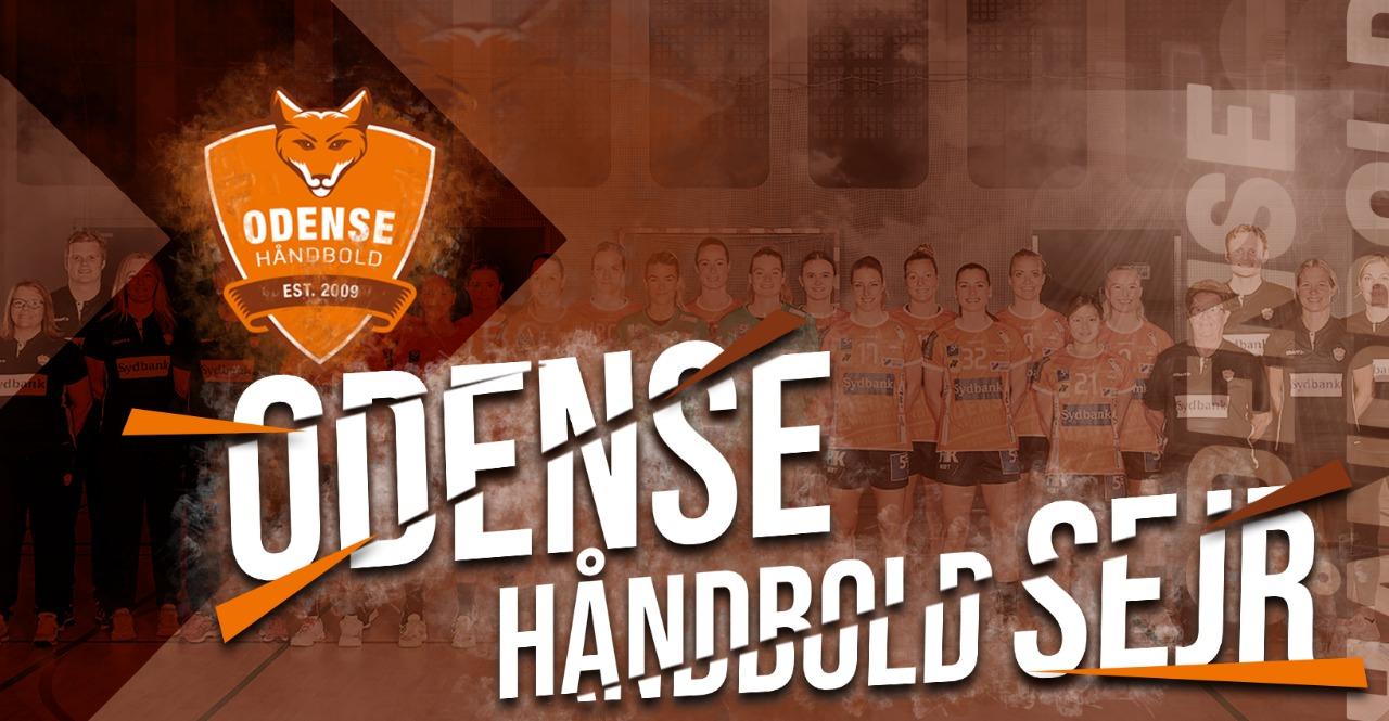 Odense Håndbold - Nykøbing F. Håndbold i tal