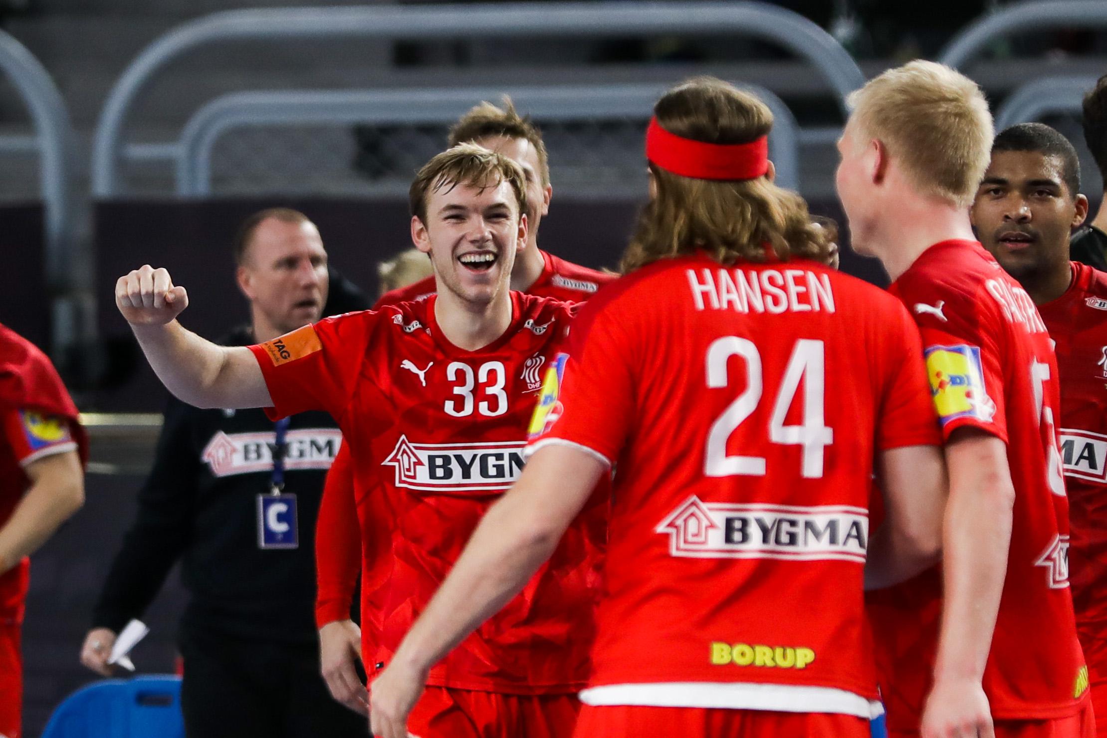 Holdkammerater storroser social Mikkel Hansen