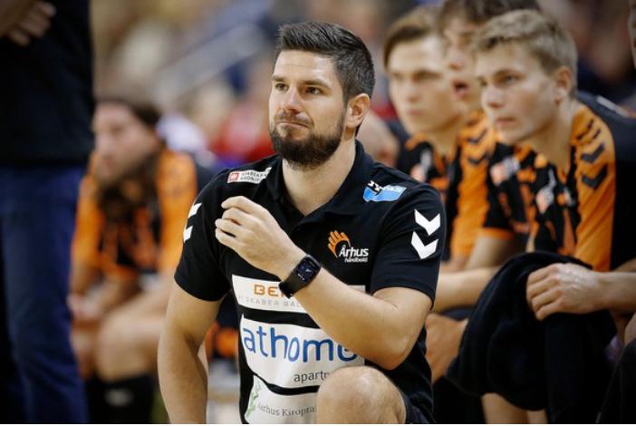 Simon Sørensen bliver ny assistenttræner i Bjerringbro-Silkeborg